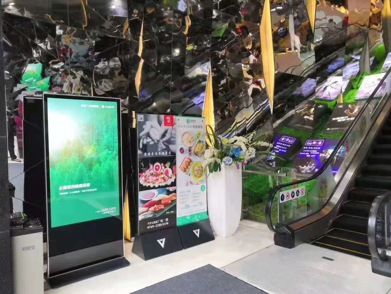 广告机投放商场六大优势