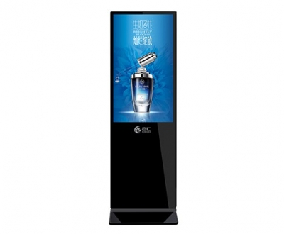 容仁43寸高清立式液晶广告机